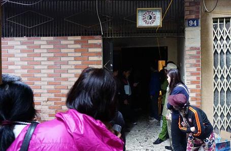 Hà Nội: Cháy lớn lúc nửa đêm, một sinh viên chết ngạt trong phòng tắm 4