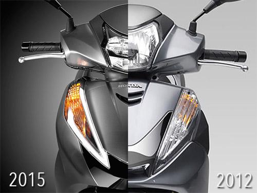 Hình ảnh Honda ra mắt Honda SH300i thế hệ mới số 1