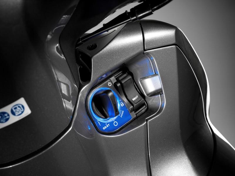 Hình ảnh Honda ra mắt Honda SH300i thế hệ mới số 4