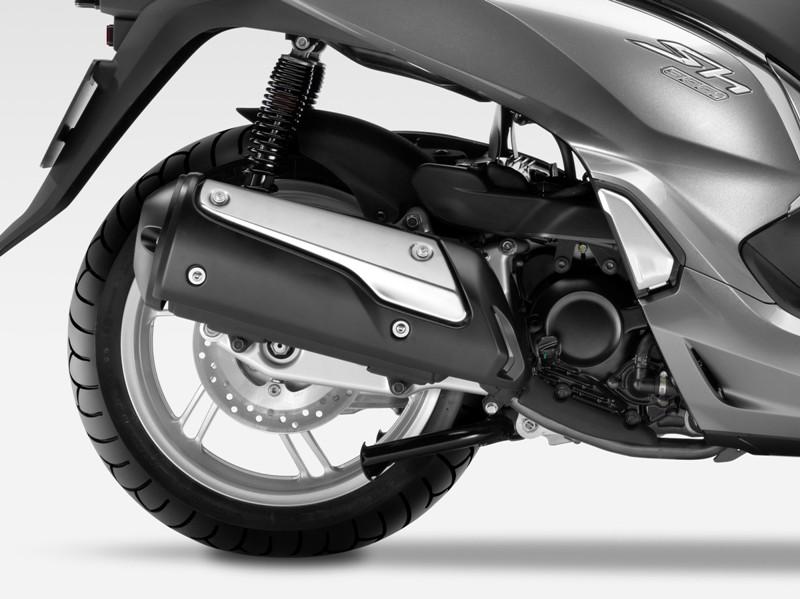 Hình ảnh Honda ra mắt Honda SH300i thế hệ mới số 3