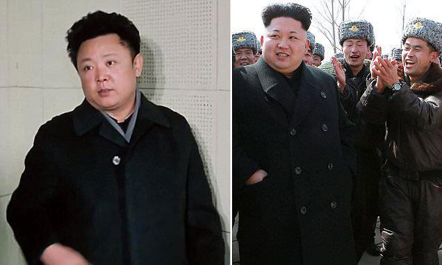 Clip tiết lộ cha con Kim Jong-un giống nhau như 2 giọt nước 5