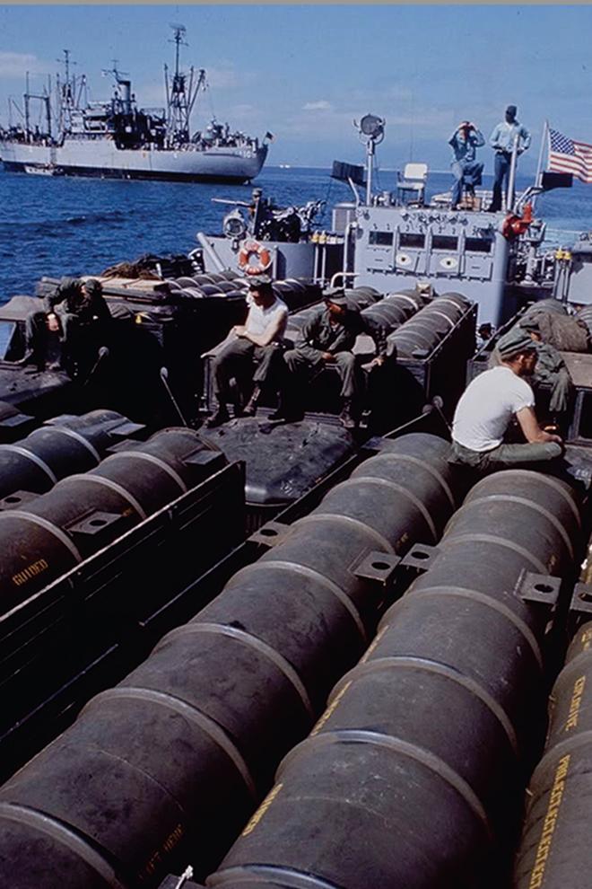 Hình Ảnh Những Hình Ảnh Chân Thực Về Cuộc Chiến 50 Năm Với Mỹ Tại Đà