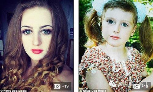 Thiếu nữ 18 tuổi xinh như thiên thần có cơ bắp cuồn cuộn như lực sĩ 6