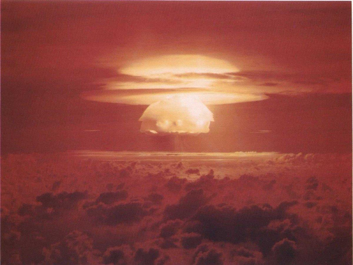 Những vụ nổ hạt nhân lớn nhất trong lịch sử 10