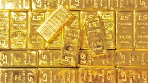 Nhà ngoại giao Triều Tiên bị tịch thu 170 thanh vàng ròng 5