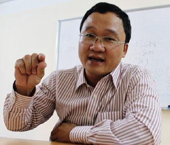 Ông Khuất Việt Hùng: Đi xe Rolls Royce hay Matiz mà vi phạm đều bị tịch thu 4