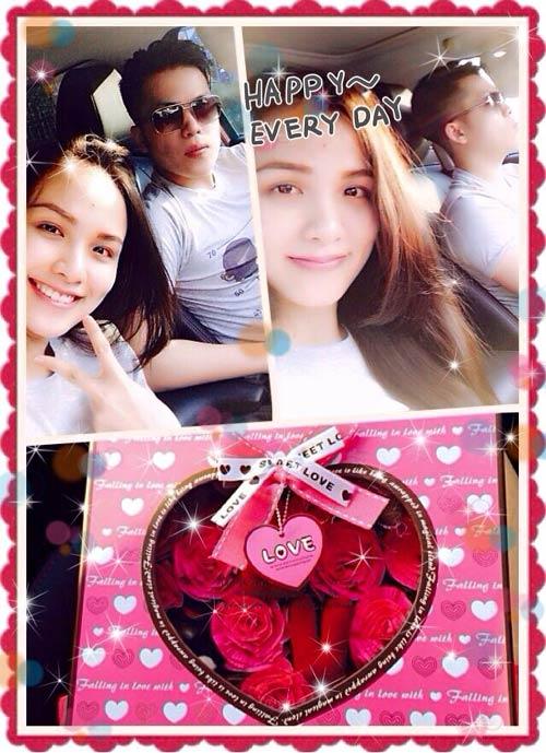 Facebook sao Việt 9/3: Ngọc Trinh khoe ảnh đi chơi với bạn trai bí mật 11