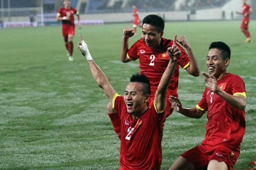 Kết quả tỷ số U23 Việt Nam vs U23 Indonesia: Thắng nhẹ trong màn mưa Mỹ Đình 6