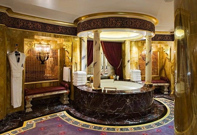 Choàng ngợp khách sạn 7 sao xa xỉ bậc nhất thế giới 14
