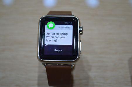Đồng hồ 'khủng' Apple Watch có những gì? 8