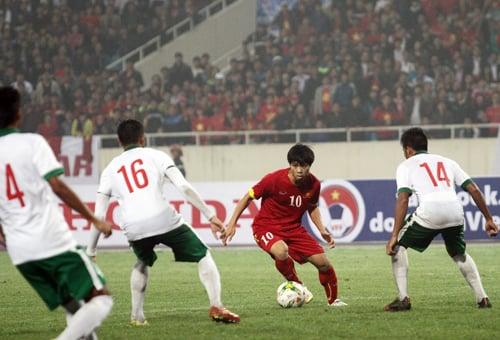 Công Phượng bị cô lập ở U23 Việt Nam? 6