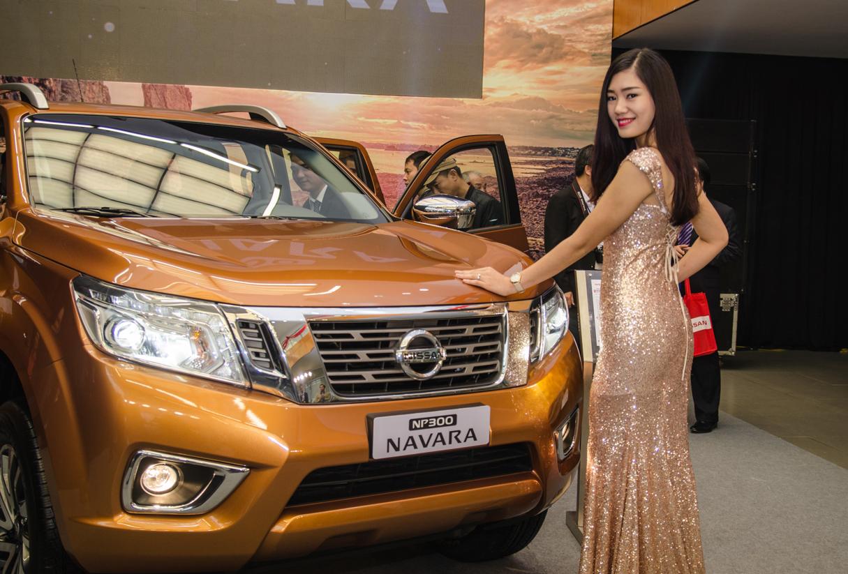 Nissan Navara NP300 ra mắt : Sự trở lại của nhà vua 6
