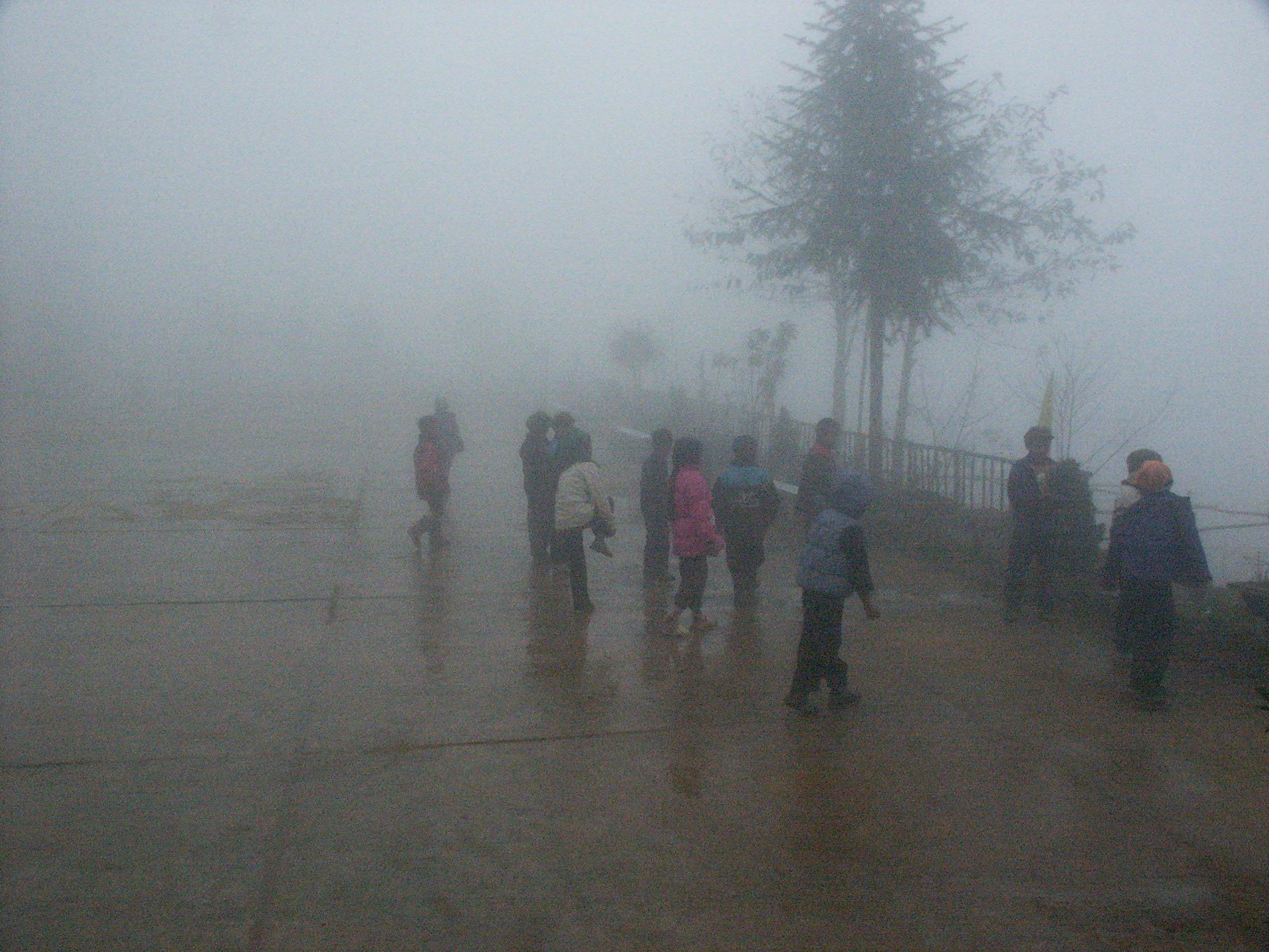 Miền Bắc mưa phùn, nồm ẩm đến hết tuần 4