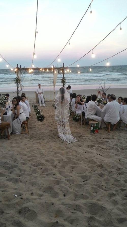 Toàn cảnh đám cưới đẹp như mơ của Phương Vy và bạn trai Việt Kiều 7