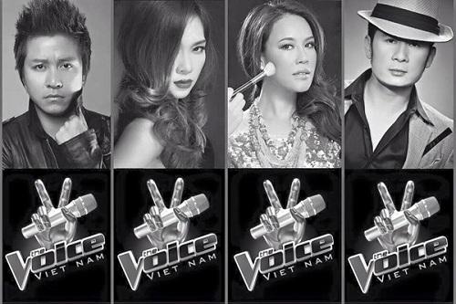 The Voice 2015: Đàm Vĩnh Hưng vẫn ngồi ghế giám khảo? 5
