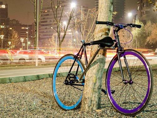 Chiếc xe đạp 'không thể ăn trộm' thách thức mọi loại kẻ cắp 7