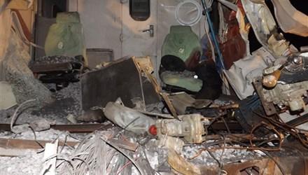 Lời kể của phụ tàu vụ tai nạn tàu hỏa đâm đứt đôi xe tải 4
