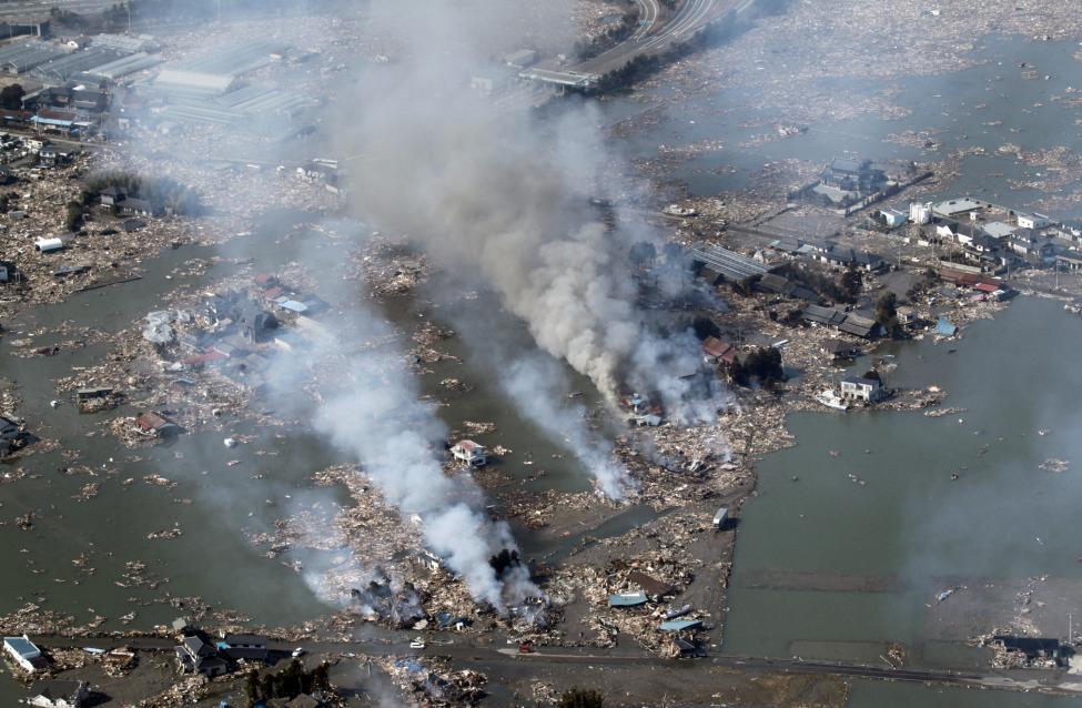 4 năm nhìn lại thảm họa động đất sóng thần Nhật Bản 2011 6
