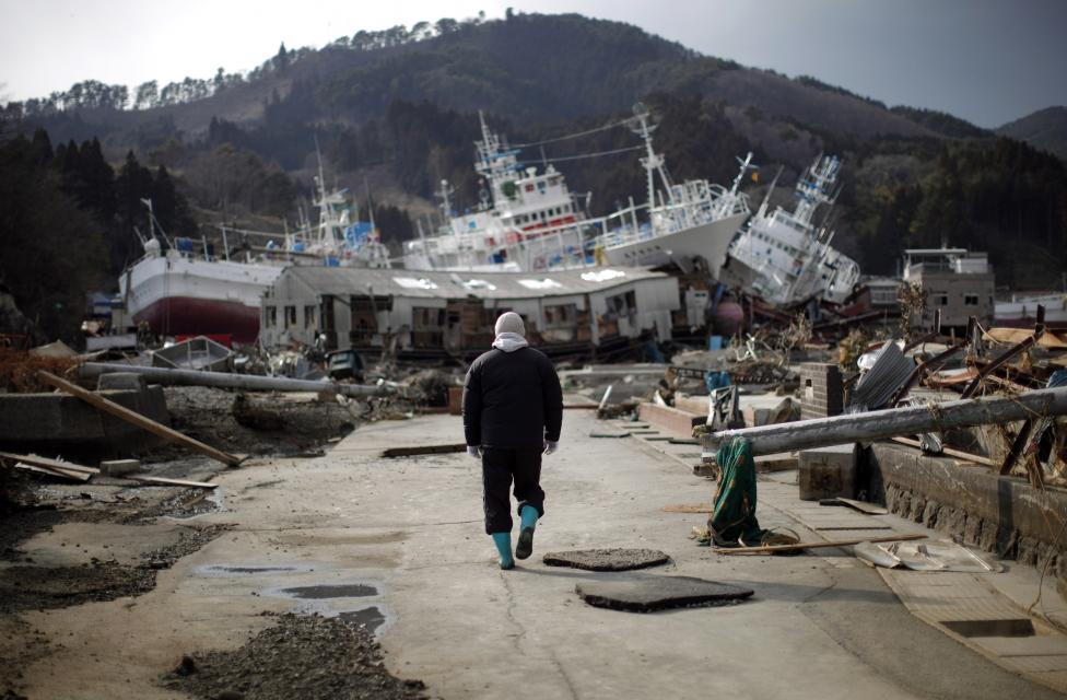 4 năm nhìn lại thảm họa động đất sóng thần Nhật Bản 2011 18