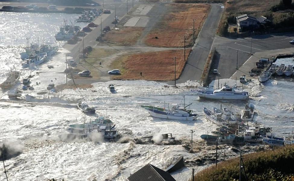 4 năm nhìn lại thảm họa động đất sóng thần Nhật Bản 2011 11