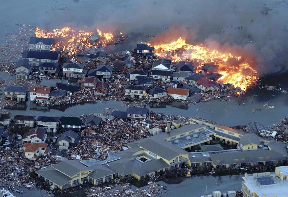 4 năm nhìn lại thảm họa động đất sóng thần Nhật Bản 2011 14