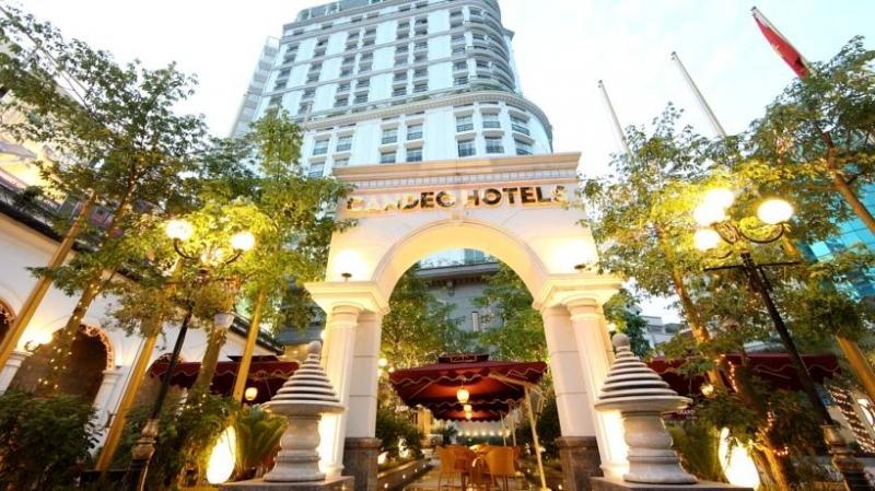Khách sạn tư  800 tỉ gây choáng ngợp của đại gia nến Hà Nội 6