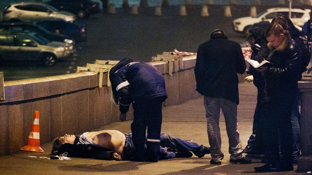 Phương Tây gây áp lực lên Nga qua vụ Nemtsov bị giết 4