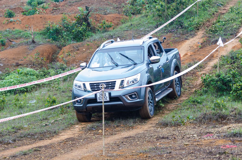 Hình ảnh Cảm nhận ban đầu Nissan Navara NP300 2015 số 13