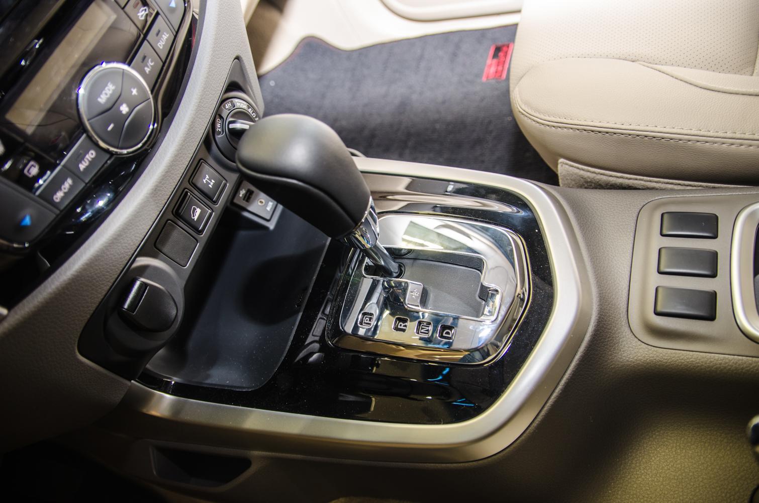 Hình ảnh Cảm nhận ban đầu Nissan Navara NP300 2015 số 12