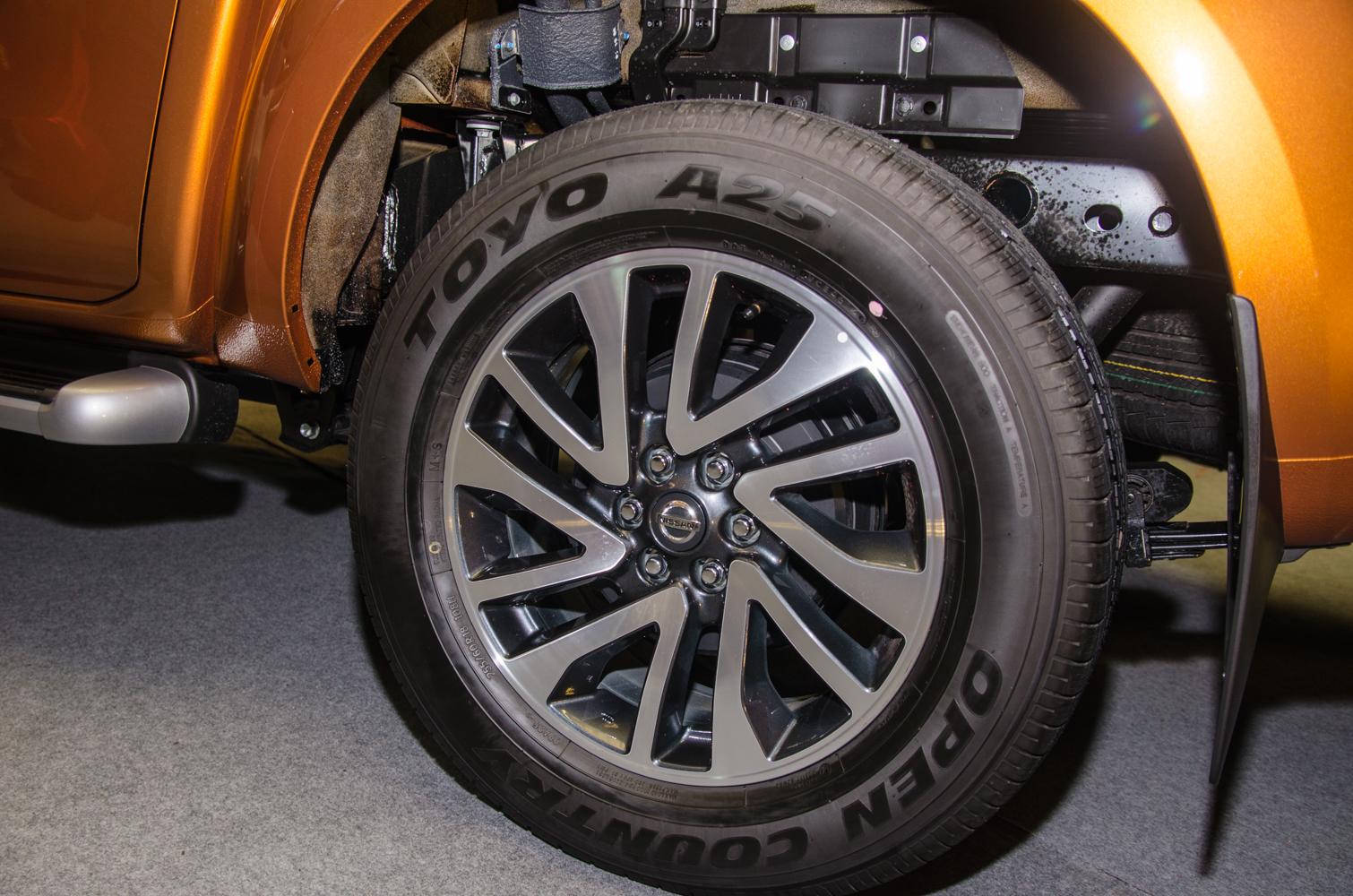 Hình ảnh Cảm nhận ban đầu Nissan Navara NP300 2015 số 11