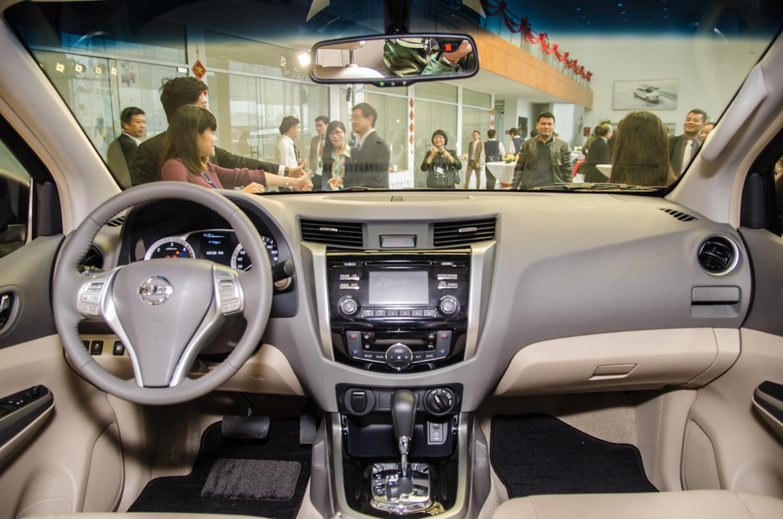 Hình ảnh Cảm nhận ban đầu Nissan Navara NP300 2015 số 3