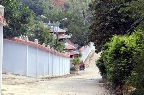 Cận cảnh biệt phủ hơn 100 tỷ của đại gia vàng trên núi Hải Vân 9