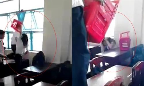 Nhóm học sinh đánh bạn dã man có thể bị đưa vào trại giáo dưỡng 4