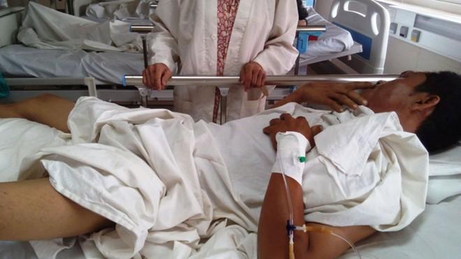 Vụ tai nạn tàu hỏa ở Quảng Trị: Sức khỏe của tài xế xe tải? 5