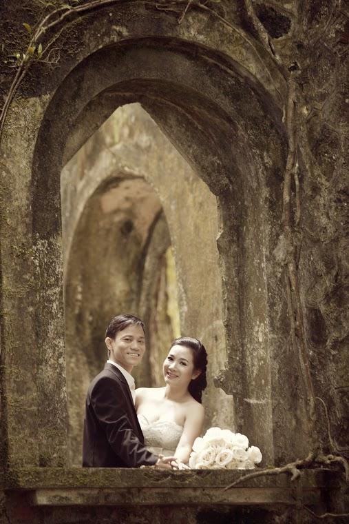 Cô dâu Thanh Thanh Hiền gợi cảm bên chú rể Chế Phong 11
