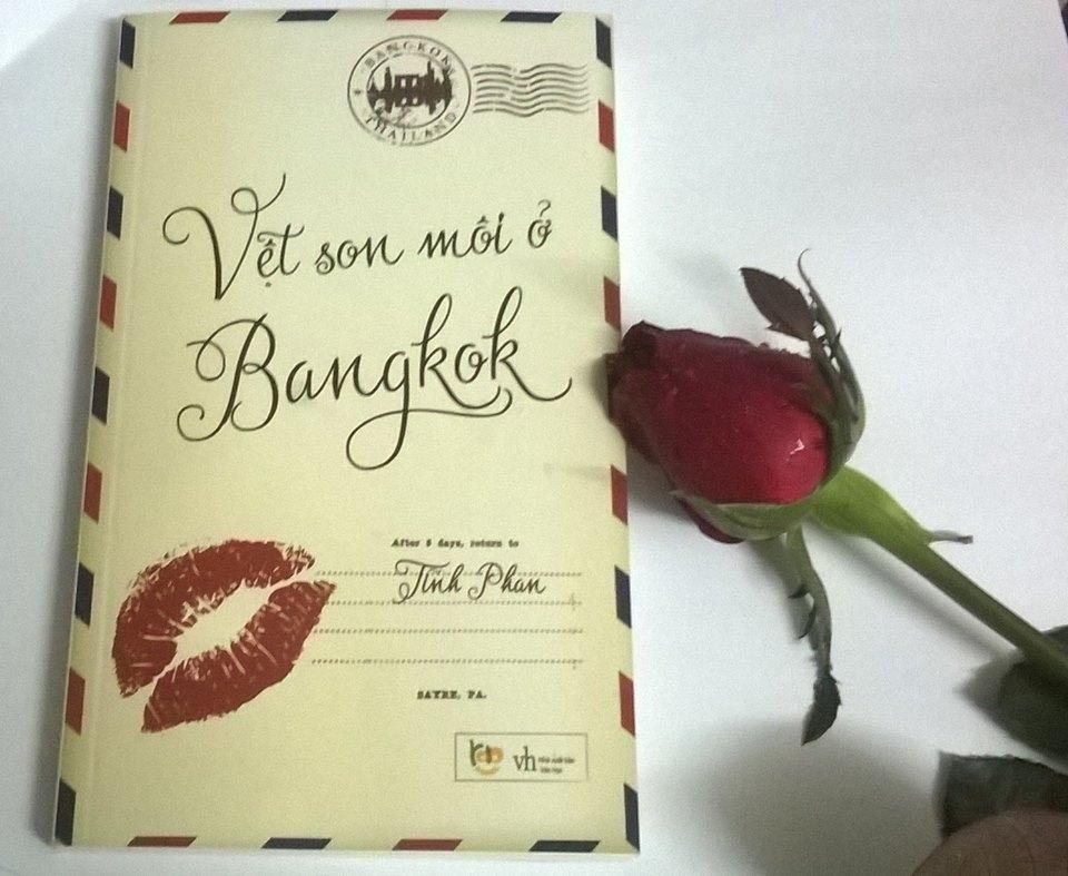 Vệt son môi ở Bangkok  5