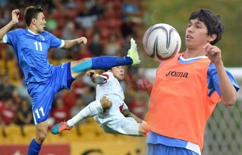 U23 Uzbekistan từng khiến đồng đội cũ của Gareth Bale