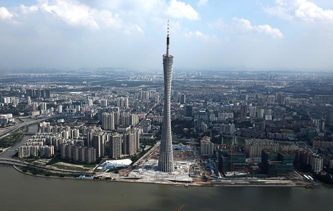 5 tháp truyền hình nổi tiếng thế giới 8