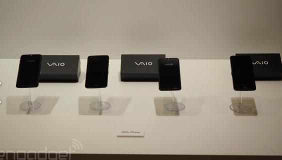 Cận cảnh VAIO Phone: thất vọng tràn trề ngay từ cái nhìn đầu tiên 10
