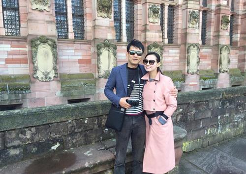 Lã Thanh Huyền cùng chồng hâm nóng tình yêu tại trời Tây 5