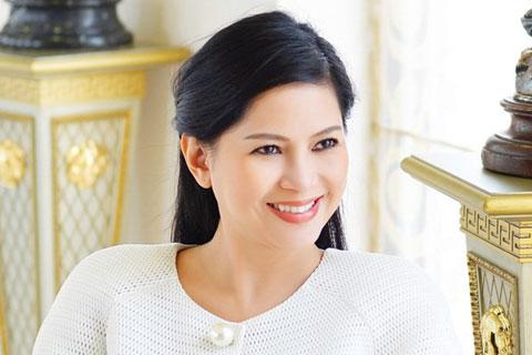 Mẹ chồng Hà Tăng: Bà chủ đế chế hàng hiệu 6