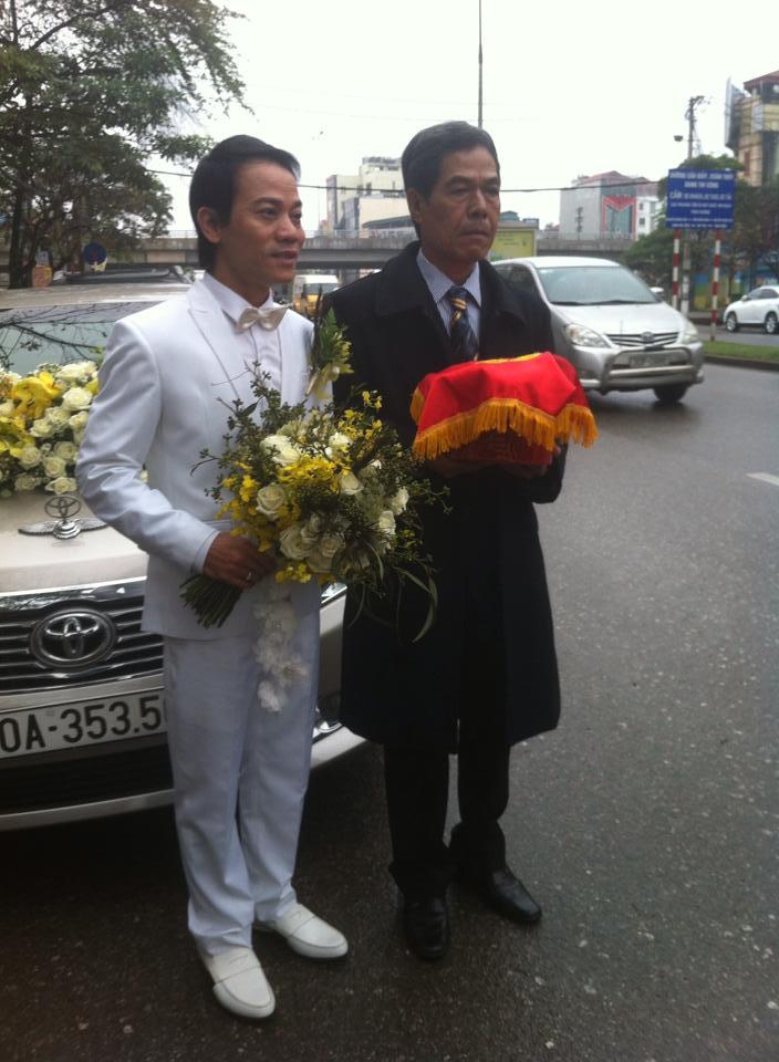 Đám cưới Thanh Thanh Hiền: Chú rể Chế Phong có mặt tại nhà cô dâu 6