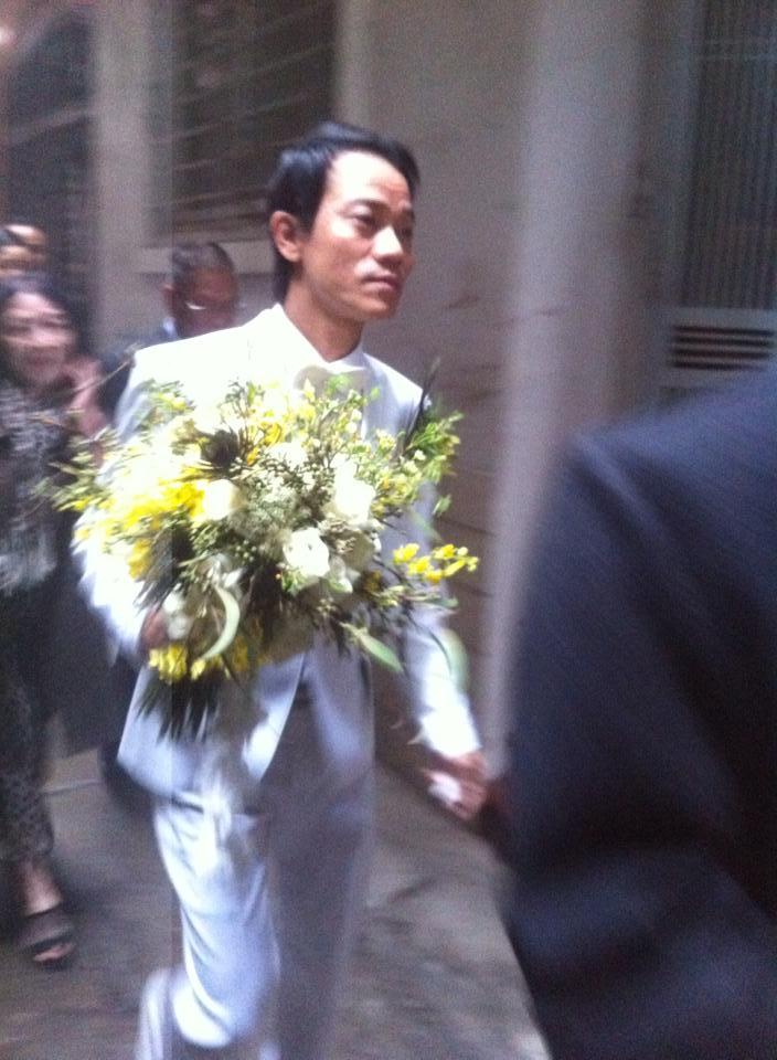 Đám cưới Thanh Thanh Hiền: Chú rể Chế Phong có mặt tại nhà cô dâu 9