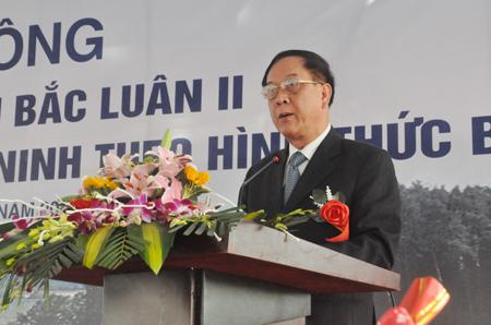 Xây dựng đường dẫn cầu Bắc Luân 2 nối Việt Nam - Trung Quốc 6