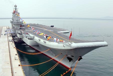 Trung Quốc tự tin đánh bại hải quân Mỹ bằng tên lửa giá rẻ 6