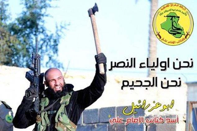Gặp gỡ chiến binh là 'cơn ác mộng' của IS 5