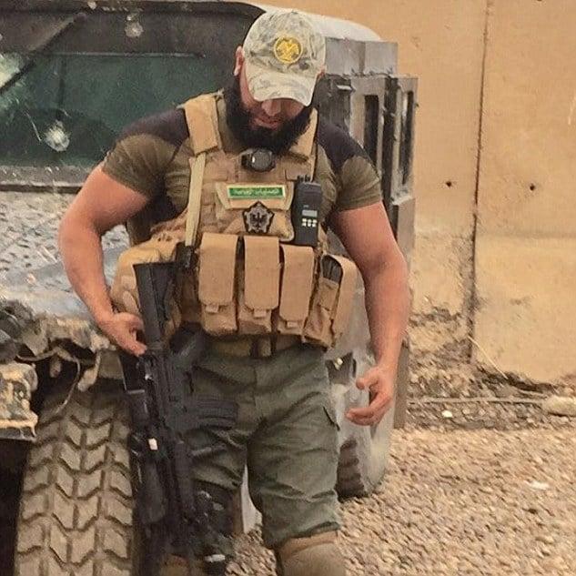 Gặp gỡ chiến binh là 'cơn ác mộng' của IS 6