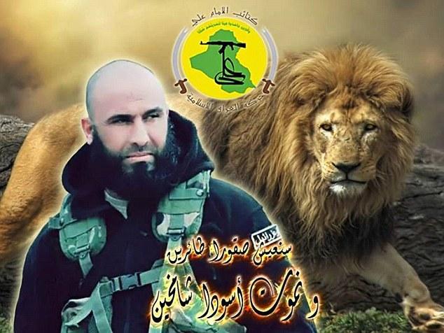 Gặp gỡ chiến binh là 'cơn ác mộng' của IS 7