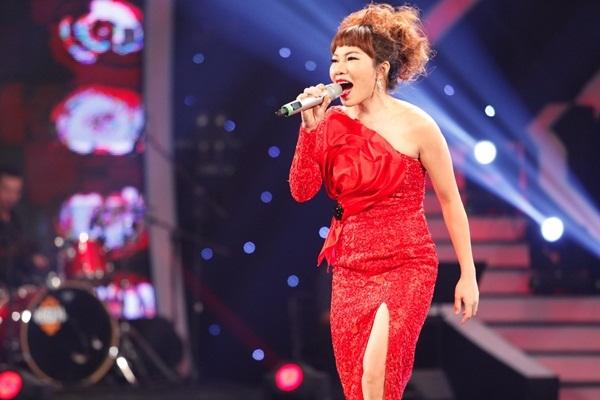Hà Trần, Cát Tường thăng hoa trên sân khấu Vietnam 8