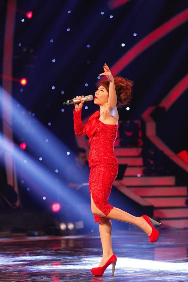 Hà Trần, Cát Tường thăng hoa trên sân khấu Vietnam 7